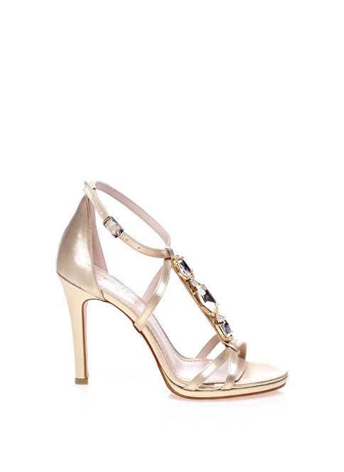 Vitello Ayakkabı Altın